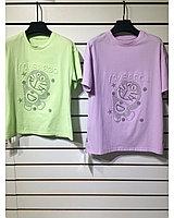 Летние подростковые футболки.