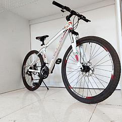 Велосипед Б/У Velopro 17 рама 26 колеса. Рассрочка. Kaspi RED