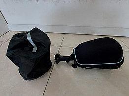 Большая сумка для велосипеда с креплением на штырь. Kaspi RED. Рассрочка.