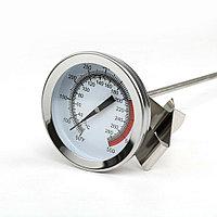 Термометр с длинным щупом 40 см от 10° до 290° С