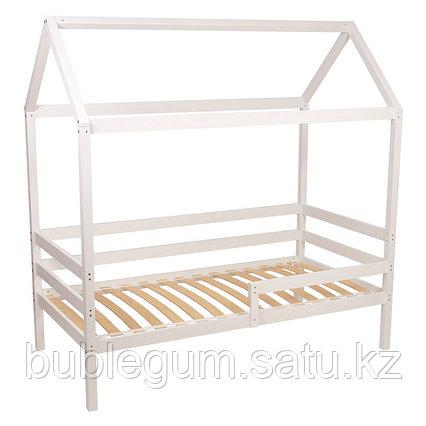 "Кроватка-домик Polini kids Simpl ""950"", (белый)"