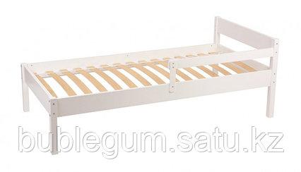 Кровать Polini Kids Simple 840, белый, Размер ложа 160х80 см,