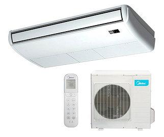 Напольно-потолочный кондиционер MIDEA MUE-36 (видеообзор) до 120 кв. м