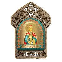 """Именная икона """" Равноапостольный Царь Константин"""", покровительствует Константинам"""