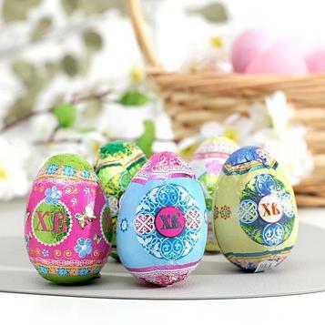 Яйцо шоколадное «Пасхальное», 20 г