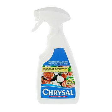 Раствор защитный для срезанных цветов Chrysal Glory RTU, спрей, 500 мл