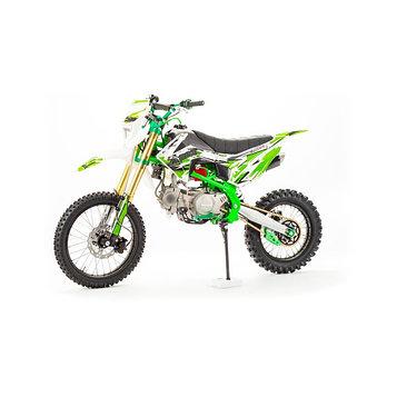 Питбайк MotoLand APEX14, 140см3, зелёный