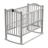Детская кроватка Barney 5 белая