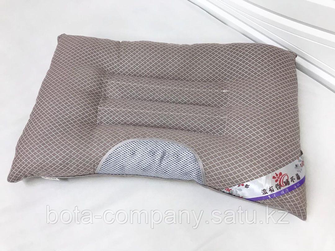 Ортопед подушка (С магнитом и гречкой)