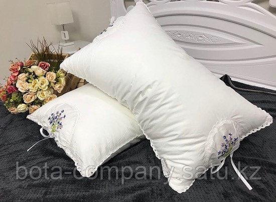 Подушка Лаванда (с пакетиком лаванды)