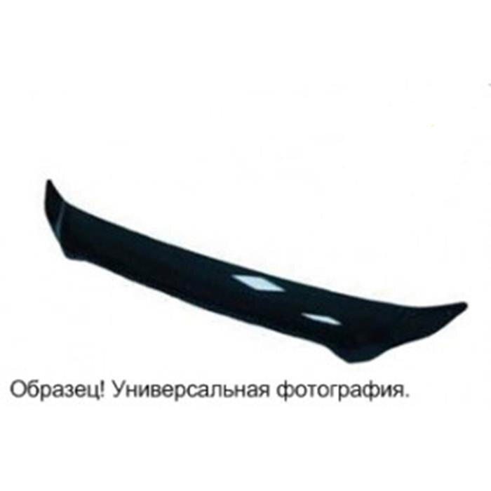 Дефлектор капота Renault Kaptur (2016-2021)