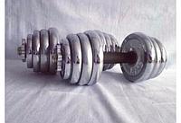 Гантели разборные 20 кг (10+10)