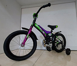"""Детский велосипед """"Stels"""" Jet 16 колеса. Kaspi RED. Рассрочка."""