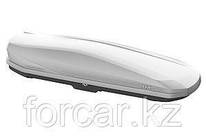 Бокс LUX IRBIS 206 серый матовый 470 л (206х75х36 см.) с двусторонним открыванием