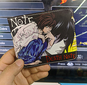 Кошелек Тетрадь Смерти - Death Note