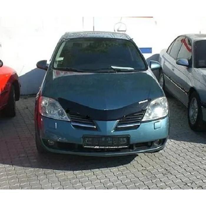 Дефлектор капота Nissan Primera (P12) (2002-2008)