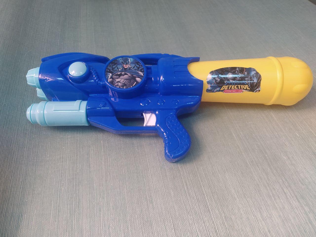 Водный бластер - пистолет с помпой, 800 мл.