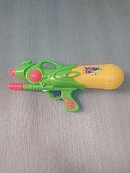 Водный бластер - пистолет с помпой, 400 мл.