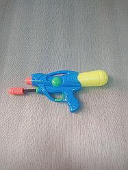 Водный бластер - пистолет с помпой, 300 мл.
