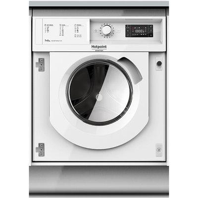 Встраиваемая стиральная машина с сушкой Hotpoint-Ariston BI WDHG 75148 EU