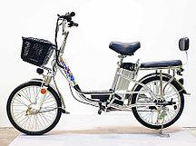 Электровелосипед GreenCamel Транк-20 (R20 350W 48V 10Ah) Алюм