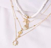 Ожерелье морская звезда