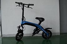 Электровелосипед GreenCamel Карбон XS (R12 250W 36V 7,8Ah LG) Carbon