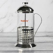 Френч-пресс MALLONY Cellula 1000мл B511-1000ML