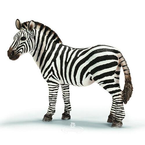 Резиновая зебра