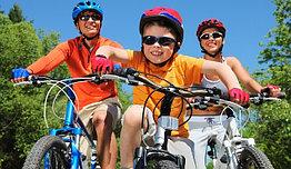 Велосипеды на прокат в Астане! Велопрокат. Аренда велосипедов! Kaspi RED. Рассрочка.