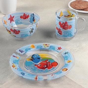 Набор посуды детский Priority «Немо»