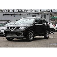 Декоративные элементы воздухозаборника d16, Nissan X-Trail 2015-