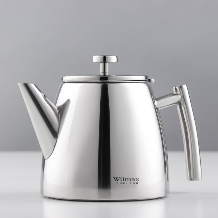 Чайник заварочный Wilmax, 1,2 л