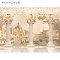 Фотообои Moda Interio, Flizelini F5017-4 Ангелы Венеции (4 полотна), 3,6*2,7м