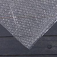 Плёнка воздушно-пузырьковая, 0,5 × 5 м, двухслойная, Greengo
