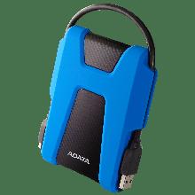 ADATA AHD680-1TU31-CBL Внешний жесткий диск HD680 1TB USB 3.2 Синий