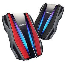 ADATA AHD770G-1TU32G1-CBK Внешний жесткий диск HD770G 1TB  USB 3.2 BLACK