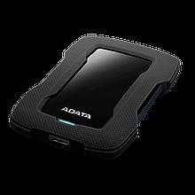 ADATA AHD330-1TU31-CBK Внешний жесткий диск HD330 1TB  USB 3.2 BLACK
