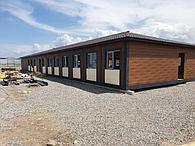 Модульные здания на базе контейнера