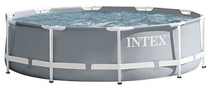 Каркасный бассейн Prism Frame Intex
