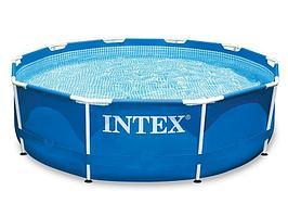 Каркасный бассейн INTEX, 3,05х0,76 м (28200).