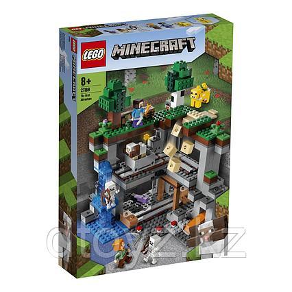 Lego Minecraft Первое приключение 21169