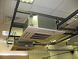 Кассетный кондиционер LG Ultra Inverter R32 CT09R / UU09WR, фото 2