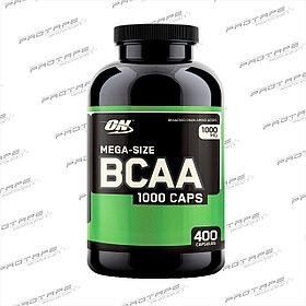 Аминокислотный комплекс BCAA  Optimum Nutrition 1000 400 капсул