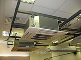 Кассетный кондиционер LG Ultra Inverter R32 CT18R / UU18WR, фото 2