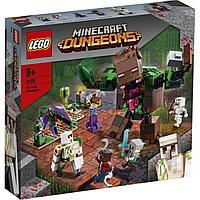 Lego Minecraft Мерзость из джунглей 21176