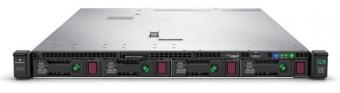 Сервер HP Enterprise/DL360 Gen10/1/Xeon Silver/4214R (12C/24T 16.5 MB)/2,4 GHz/1x32 Gb/P408i-a/2GB/8 SFF/4x1Gb
