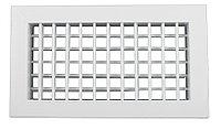 Решетка вентиляционная линейная двустворчатая SLG (СЛГ)200*2000