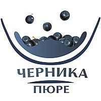 Пюре Черника Agrobar, 1кг