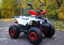 Бензиновый квадроцикл Yamotors Luxe 125